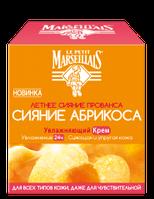 Крем зволожуючий для особи Сяйво абрикоса Le Petit Marseillais 50 мл