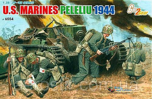 U.S. Marines Peleliu 1944 1/35 Dragon 6554