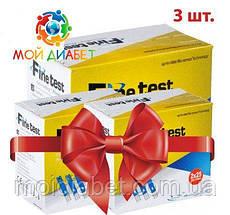 Тест-смужки Finetest premium 50 3 упаковки