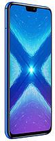 Смартфон Honor 8X 64Gb Global Version Blue Оригинал Гарантия 3 месяца, фото 3
