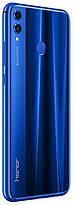 Смартфон Honor 8X 64Gb Global Version Blue Оригинал Гарантия 3 месяца, фото 2