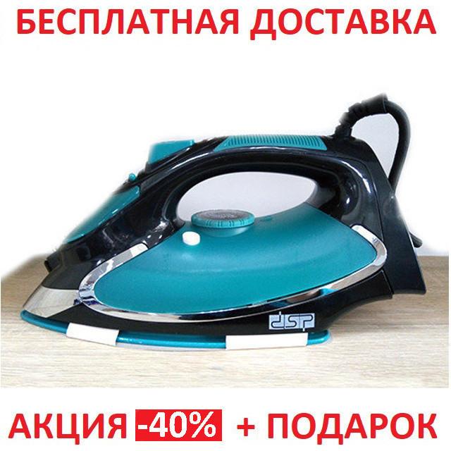 Паровой утюг DSP KD1023-KL керамическая подошва 2000W Original size