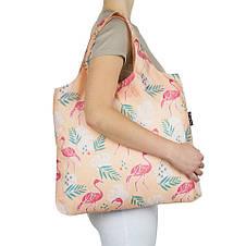Дизайнерская сумка тоут Envirosax женская PS.B1 модные эко сумки женские, фото 3