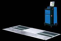Линия инструментального контроля легковых авто HOFMANN safelane pro II PC3K contactest 2100 tractest 2500