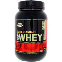 Optimum Nutrition Протеин Optimum Nutrition Whey Gold, 907 г (banana)