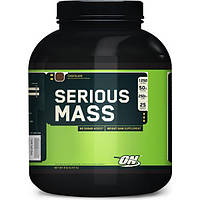 Optimum Nutrition Гейнер Optimum Nutrition Serious Mass, 2.722 кг (шоколад)