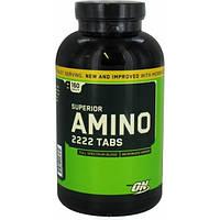 Optimum Nutrition Аминокислоты Optimum Nutrition Amino 2222, 160 таб. (micronized amino)