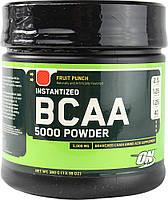 Optimum Nutrition Аминокислоты Optimum Nutrition BCAA 5000 powder, 380 г (fruit punch)