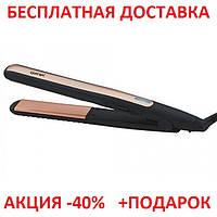 Профессиональный выпрямитель для волос Gemei GM-2955 с турмалиновым покрытием