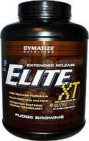 Dymatize Протеин Dymatize Elite XT, 1.8 кг (fudge brownie)