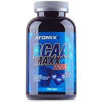 Atomixx Аминокислоты Atomixx BCAA Maxx 2200, 400 капс.