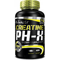 BioTech Креатин BioTech Creatine PH-X, 120 капс.