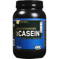 Optimum Nutrition Протеин Optimum Nutrition 100% Casein Protein, 909 г (vanilla)