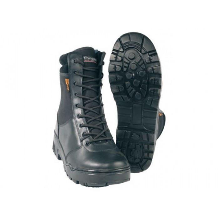 Кожаные тактические ботинки с утеплителем, мембрана Dintex MilTec 12822000