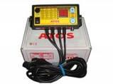 Комплект піддуву (Вентилятор WPA-120+контролер ATOS) автоматика для твердопаливного котла, фото 3