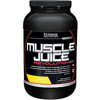 Ultimate Nutrition Гейнер Ultimate Nutrition Muscle Juice 2600 Revolution, 2.12 кг (banana)