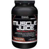 Ultimate Nutrition Гейнер Ultimate Nutrition Muscle Juice 2600 Revolution, 2.12 кг (chocolate)