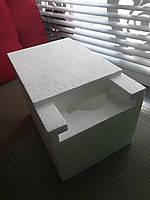 Коробка от производителя из пенопласта (пенополистирола)