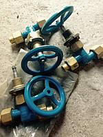 Клапан кс-7141, вентиль кс 7141 проходной кислородный, фото 1