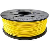 Пластик для 3D-принтера XYZprinting ABS 1.75мм/0.6кг Filament Cartridge, Cyber Yellow (RF10XXEUZXB)