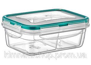 Контейнер Fresh Box прямокутний 0,4 л прозорий