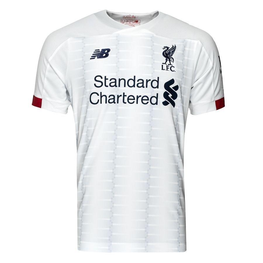 Футбольна форма Ліверпуль, Liverpool 2019/20 (виїзна)