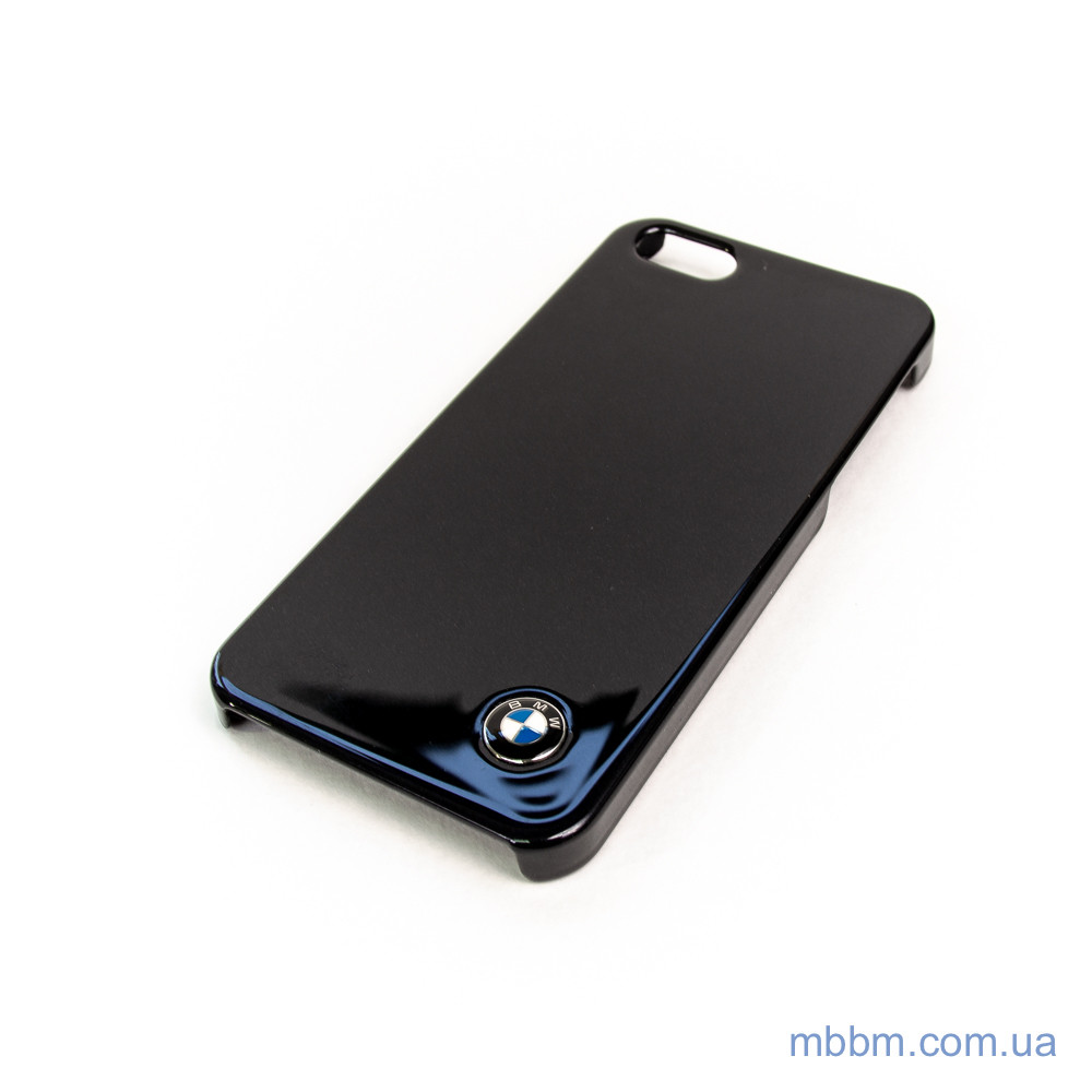 Чехол BMW Hard Shiny Finish iPhone 5s/SE black (BMHCP5SB) EAN/UPC: 370074030931