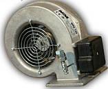 Комплект піддуву (Вентилятор WPA-120+контролер ATOS) автоматика для твердопаливного котла, фото 4