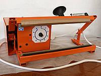 Запайщик настольный с ножным и ручным приводом, импульсный ЗПН 300 ширина шва 2 мм