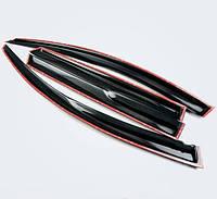 Ветровики Mazda 6 III Sd 2012