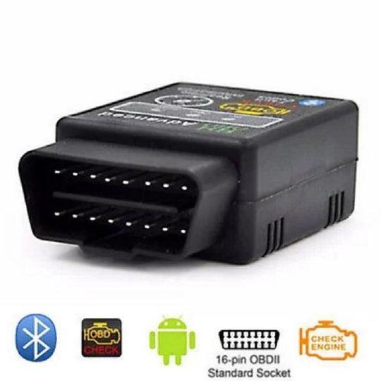 Автомобільний сканер OBD2 адаптер ELM327 Bluetooth