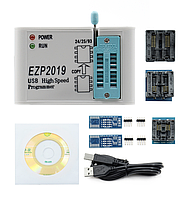 EZP2019 программатор микрохсем + 5 адапетров