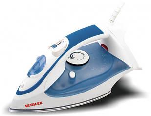Утюг VITALEX VT-1003 Бело-синий