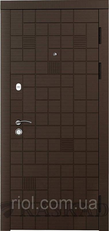 Дверь входная Каскад серии Классик ТМ Каскад