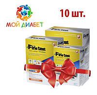 Тест-полоски Finetest premium 50 10 упаковок