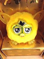 Детеныш Furby Boom Ферблинг Золотой - Furby Furbling Creature (Limited Golden Edition), фото 1