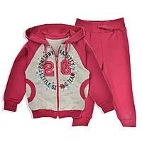 Костюм для девочки (Bembi)Бемби Украина розовый КС516
