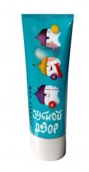 Паста зубная детская Зубной дозор Bubble Gum 32 Жемчужины 75 г.
