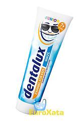 Детская зубная паста Dentalux Junior Mint от 7 лет (Германия)