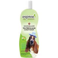 Кондиционер для собак с чувствительной кожей Espree Tea Tree and Aloe Medicated