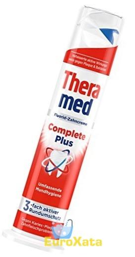 Зубная паста с дозатором Theramed Complete Plus 100 мл (Германия)