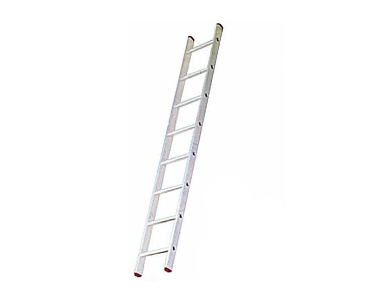 Односекционная лестница Corda® KRAUSE 8 ступеней 010087/010086