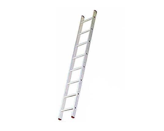 Односекционная лестница Corda® KRAUSE 8 ступеней 010087/010086, фото 2