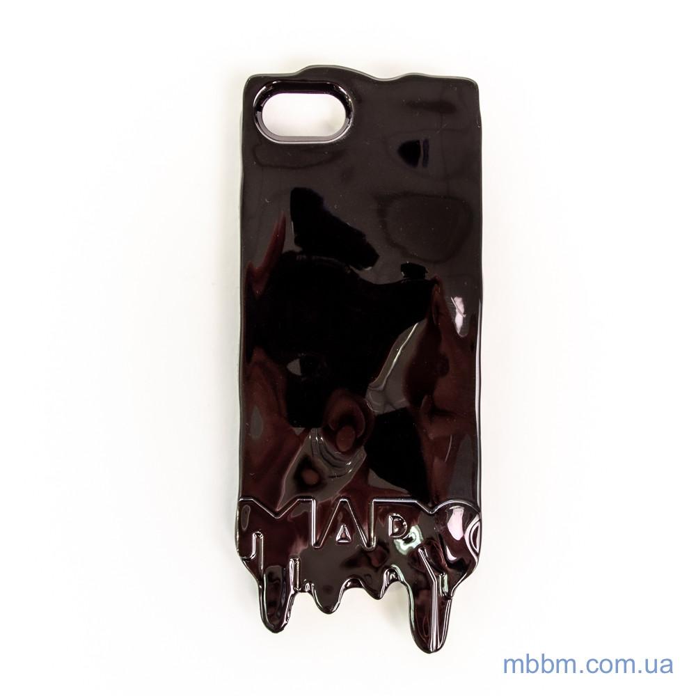 Чехол MARC JACOBS Fashion Melt iPhone 5s/SE black (MJ-MELT-BLCK)