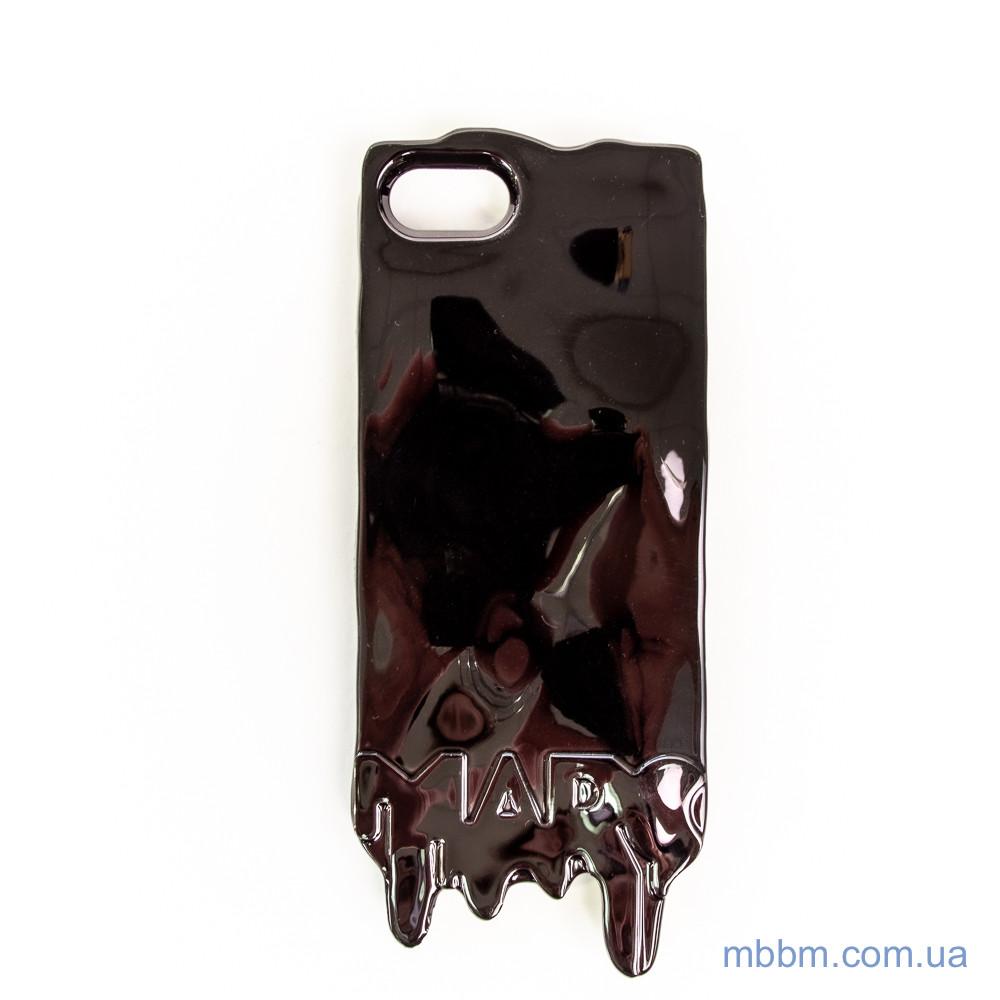 MARC JACOBS Fashion Melt iPhone 5s SE black Apple Для телефона Черный Чехол