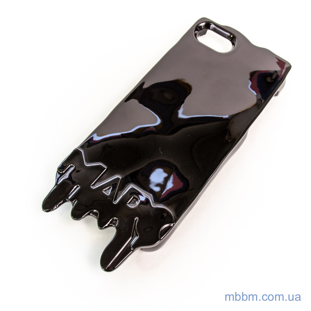 MARC JACOBS Fashion Melt iPhone 5s SE black Apple Для телефона Черный Чехол Marc Jacobs