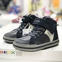 bba1ebf7f Демисезонные ботинки на мальчика Geox (Италия) р 30. осення обувь джеокс