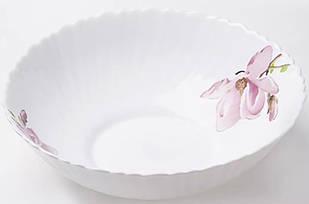 Миска жар-стекло Maestro - 225 мм орхидея (MR-30950-07)