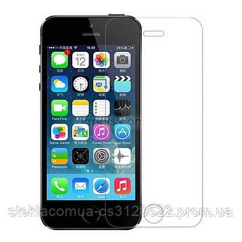 Защитное стекло 2,5D IPhone 5/ 5s / 5c / SE
