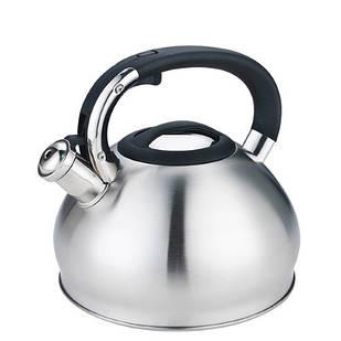 Чайник нержавеющий Maestro 2.5 л (MR-1334)